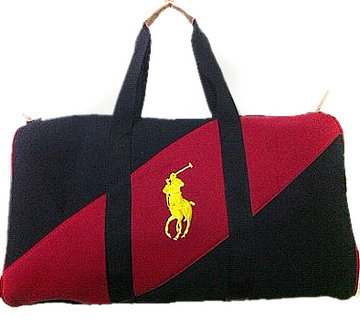polo ralph lauren bag le fourre tout big pony noir ronge,ralph lauren bag voyage 2013-2012